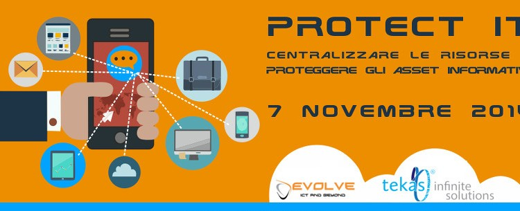 "Evento ""PROTECT IT"""