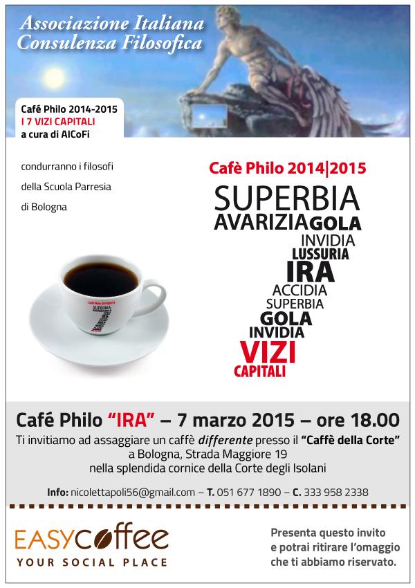 Cafè Philo - IRA -