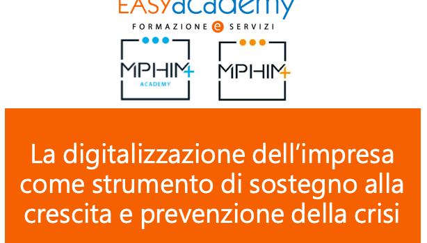 MPHIM+ e Easy Academy: Seminario Luglio 2019